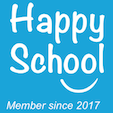 Happy School logo
